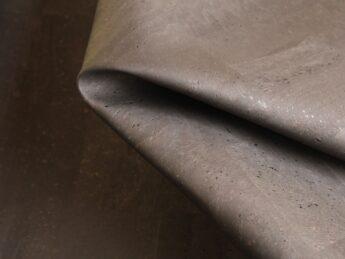 Kork SCHWARZ 1 Stück 35 cm x 25 cm