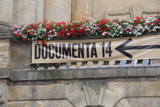 Die größte Kunstausstellung der Welt Documenta14