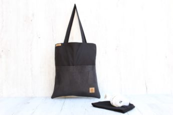 Shopper BAGs schwarz