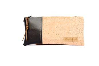 Handytasche schwarz sand
