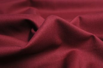 Baumwolle Stoff dunkelrot