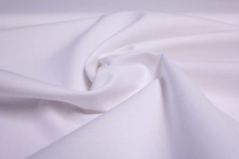 Baumwolle Stoff weiß