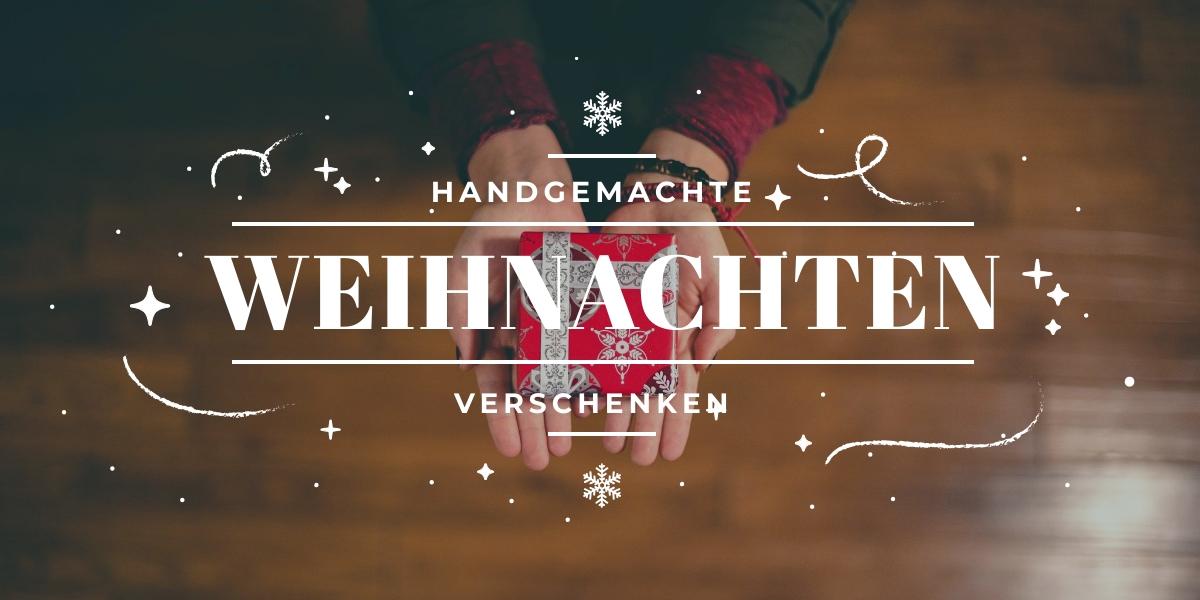 handgemachte Weihnachten