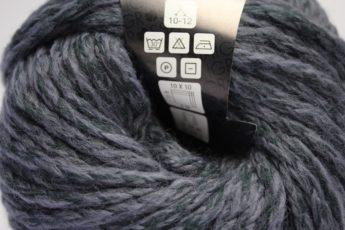 Wolle STRICKEN jeansblau