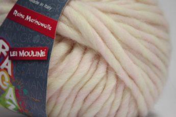 Wolle STRICKEN rosé melange