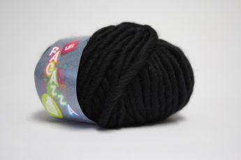 Wolle STRICKEN schwarz