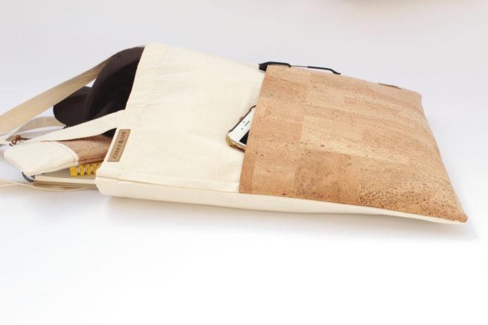 Jutebeutel Bags sand
