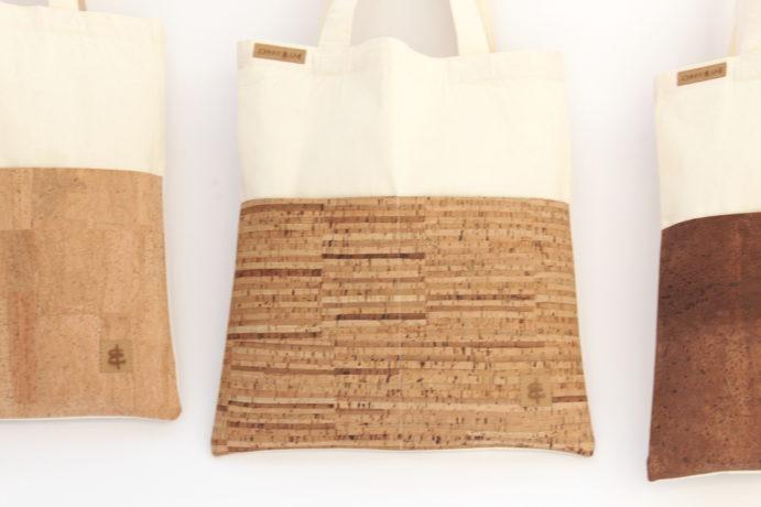 Tasche BAGs sand gestreift
