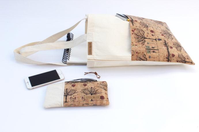 Shopper Bags sand Baeume
