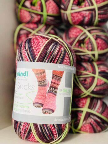 hot socks gruendl